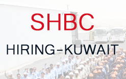 SHBC Kuwait - Looking for Candidates | Apply Now - Jobzatgulf com