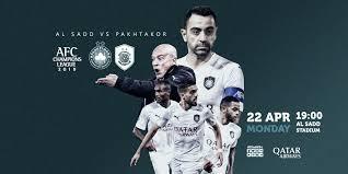اون لاين مشاهدة مباراة السد وباختاكور بث مباشر 22-4-2019 دوري ابطال اسيا اليوم بدون تقطيع