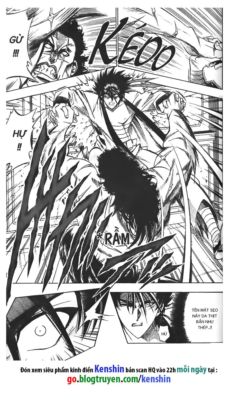 Rurouni Kenshin chap 25 trang 6