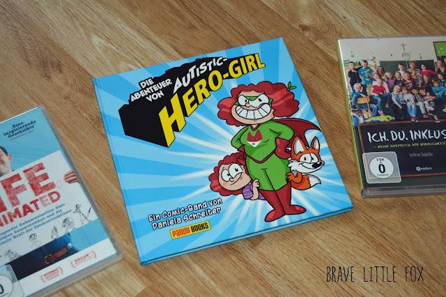 Comic Die Abenteuer von Autistic-Hero-Girl