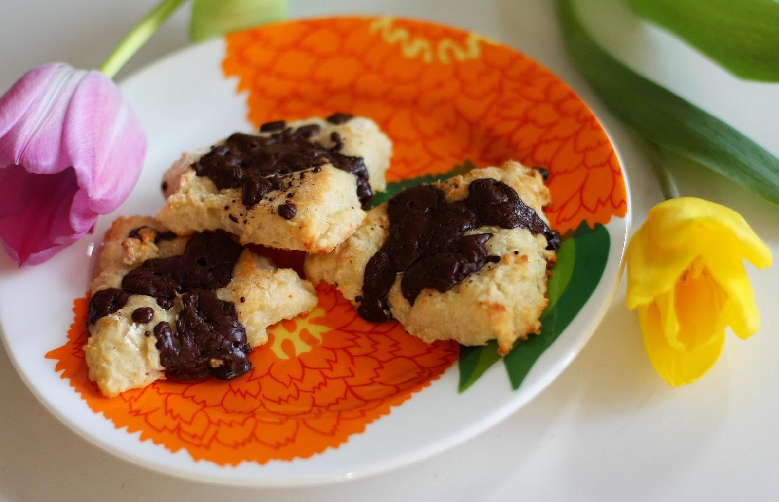 skonssit suklaaskonssit leivonta mallaspulla