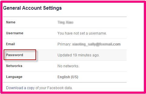 Change Password3
