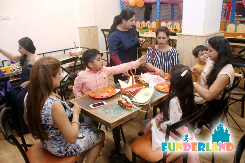 Best Places for celebrate kids birthday parties in West