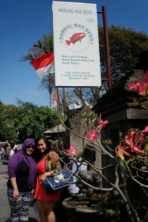 Warung Mak Beng Bali Bikin Nagih!