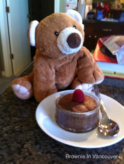 Brownie In Vancouver No Stress Chocolate Souffle