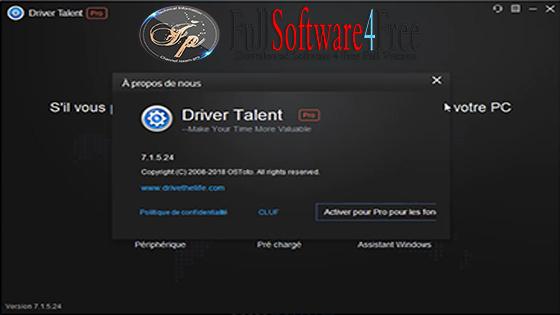 Driver Talent Pro 7.1.5.24 Multi Full Patch