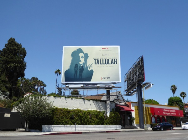 Tallulah film billboard