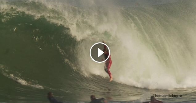 Pumping Hossegor Sessions From This Week
