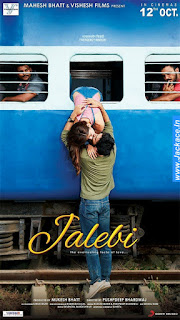Jalebi First Look Poster 1