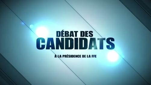 Elections FFE : Débat des 3 candidats à Vauréal