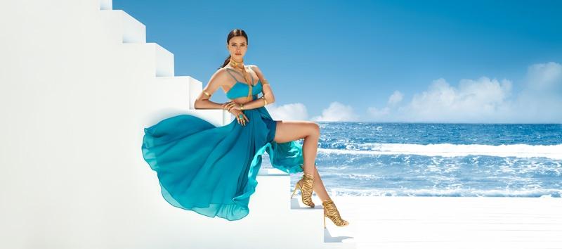 Bebe Summer 2016 Campaign featuring Irina Shayk