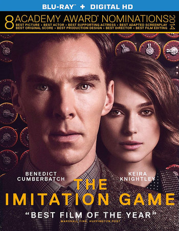 The Imitation Game (2014) Dual Audio 480p
