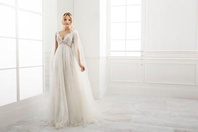abito sposa stile impero