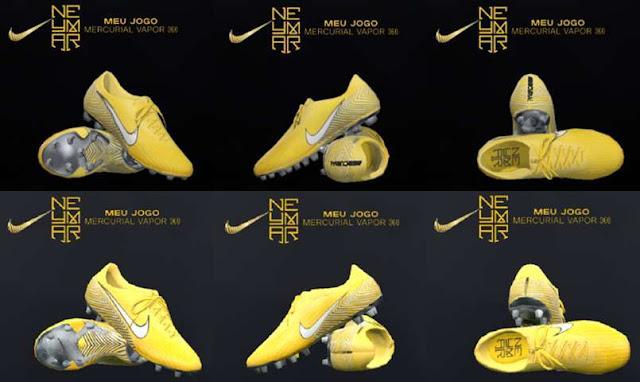 Nike Mercurial Vapor 360 Meu Jogo PES 2017