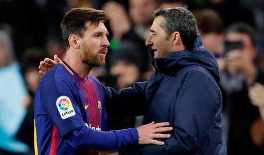 Is Valverde the right person to manage Barcelona?