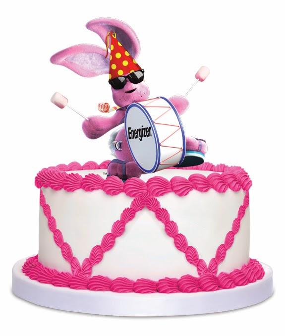 Bonggamom Finds: Giveaway: Happy Birthday Energizer Bunny!