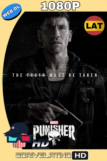 The Punisher (2017) Temporada 1 WEB-DL 1080p Latino-Ingles mkv