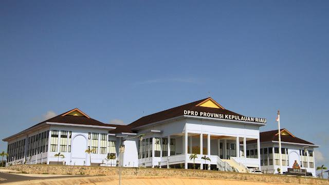 Pembangunan Aula DPRD Kepri, Pemprov Telah Anggarkan Awal 2018