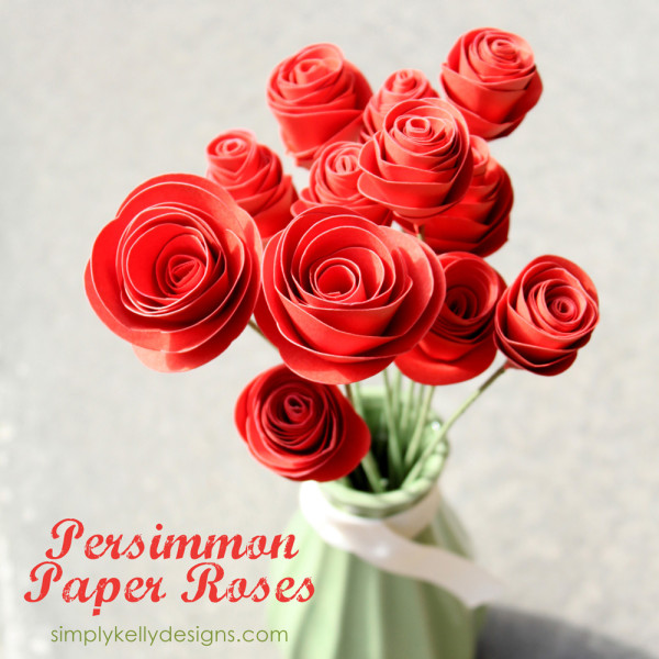 http://simplykellydesigns.com/blog/2014/03/10/get-well-bouquet-with-persimmon-paper-roses/