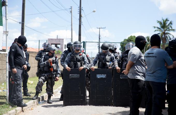 Ministro aceita pedido, e tropas da Força Nacional já devem chegar ao Ceará ainda hoje