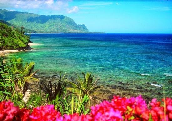 Hanalei Bay - Havaí - EUA