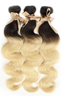 REMY HAIR丨OMBRE 3 BUNDLES BODY WAVE