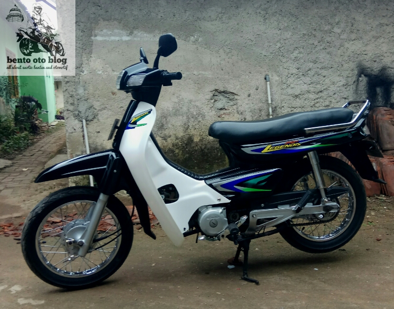 1501 Modifikasi Motor Legenda Klasik Trail Drag Thailook 2020