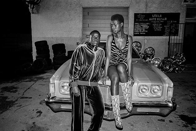 "Daniel Kaluuya e Jodie Turner-Smith no trailer do drama criminal ""Queen & Slim"""
