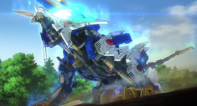 Download Video Anime Zoids Wild Episode 2 Subtitle Indonesia Terbaru 2018