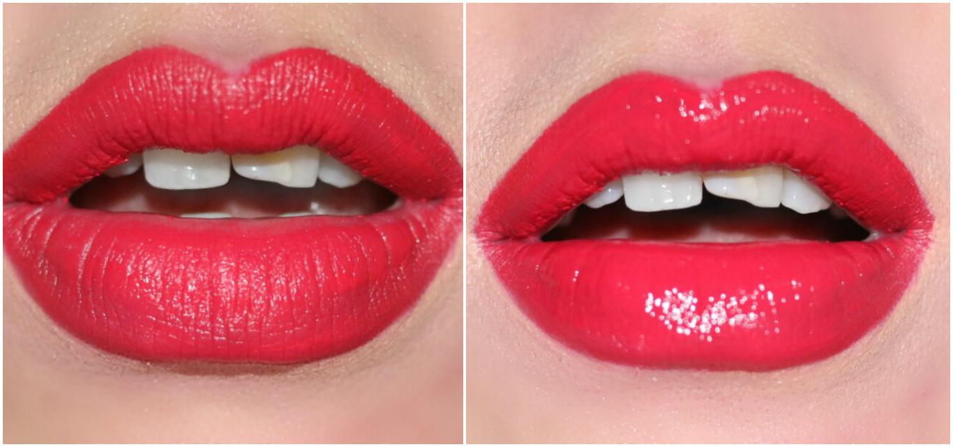 Review Sariayu Duo Lip Color Trend 2016 16 K 10 Shade Dlc Merupakan Warna Orange Agak Pink Untuk Lipstik Matte Nya Nah Glossynya Sedikit Beda Dengan Hasil Swatch