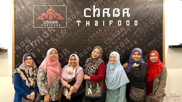 Makanan Ala Thai Terbaik di Johor Bahru @ Chaba Thai Food
