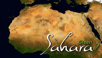 Green Sahara?
