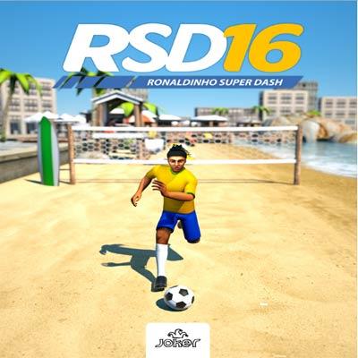 تحميل لعبة رونالدينيو سوبر داش لاجهزة الاندرويد والايفون مجانا