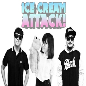 Ice Cream Attack - Dalam Segitiga