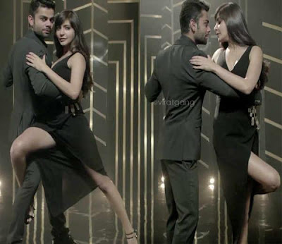 Video ad: Anushka Sharma and Virat Kohli's Video Ad for Clear shampoo