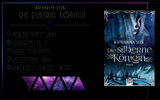 [Rezension] Die Silberne Königin - Katharina Seck