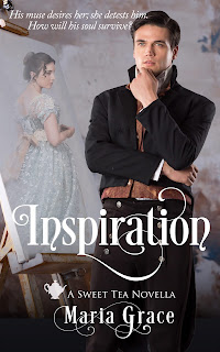 Book Cover: Inspiration by Maria Grace