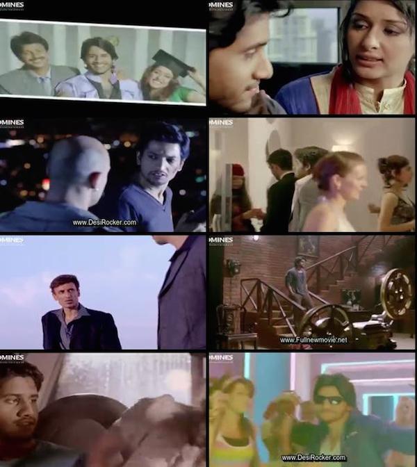 Ek Tha Gangster 2015 Hindi Dubbed WEBRip 480p