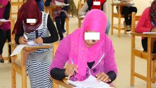 أكثر من مليوني مترشح يجتازون امتحانات الأطوار الثلاث