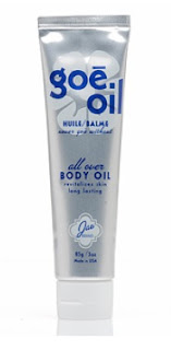 Goe Oil Moisturiser and Body Oil