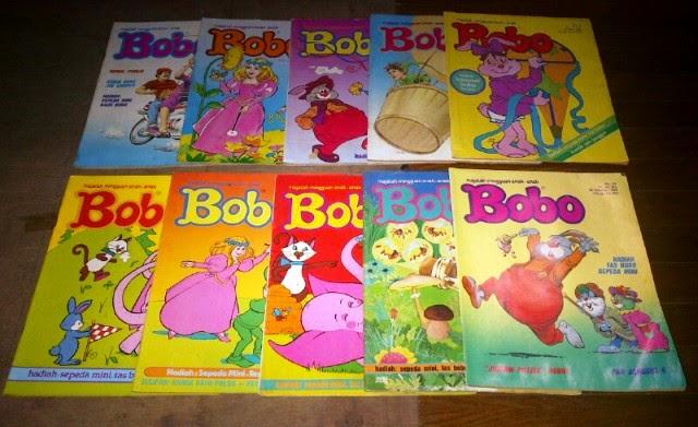 Bobo, Kacamata dan Cinta Baca
