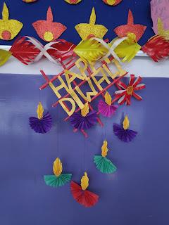 Happy diwali, Diy diya with paper