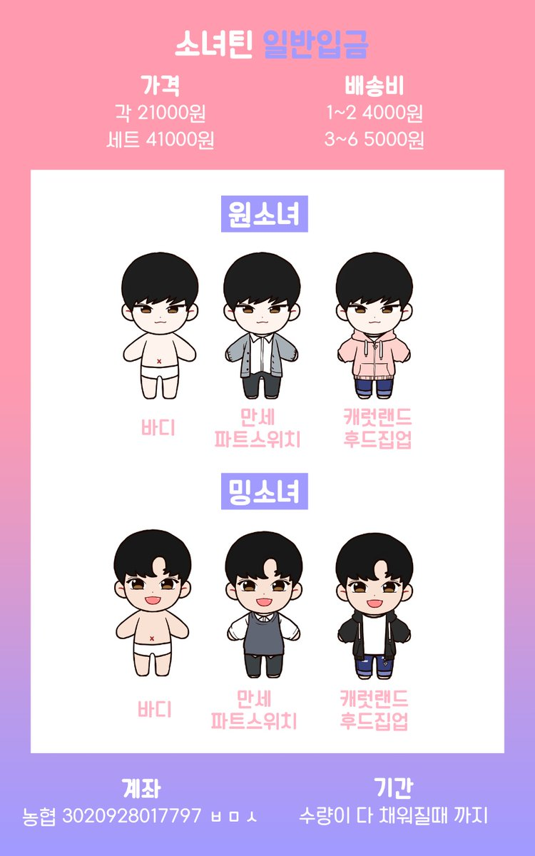 PH QUANTITY SURVEY | WONWOO & MINGYU DOLLS BY 20CMGIRLSTEEN
