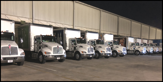 Eagle Rock Distributing Kenworth Trucks