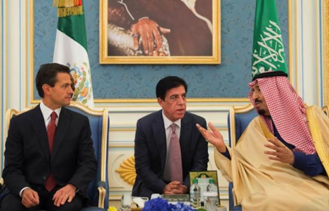 Kolejne umowy międzynarodowe Arabii Saudyjskiej – tym razem z Meksykiem