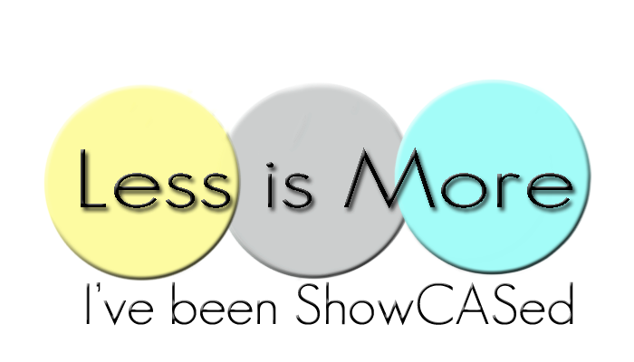 Showcase winner by Less is More