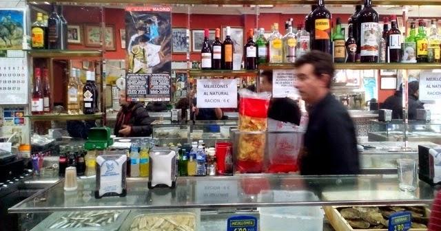 Un domingo de tapas por La Latina en Madrid