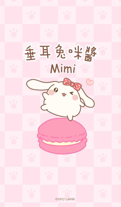 Mini Lop-sweet macaron