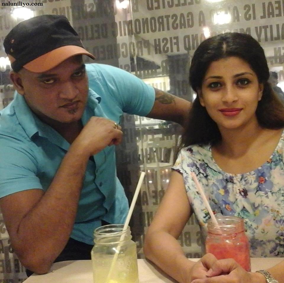 Nadeesha Hemamali new boyfriend Rasanga De Silva