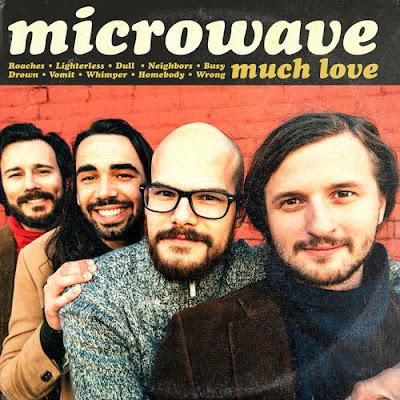 """MICROWAVE """"Vomit"""""""